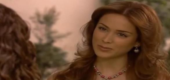Maribel deixará o jeito meigo de lado e dará um grande tapa no rosto de Heitor