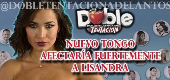 Nuevo tongo que afecta a Lisandra Silva