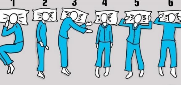 Qual posição você costuma dormir? Através dela você saberá mais sobre sua personalidade.