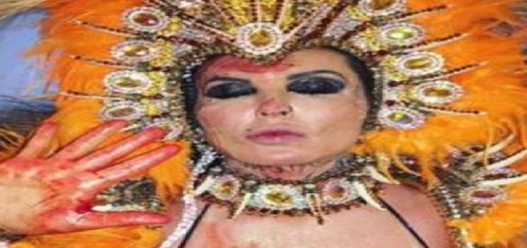 Sabrina Boing - Imagem/Google/Carnaval