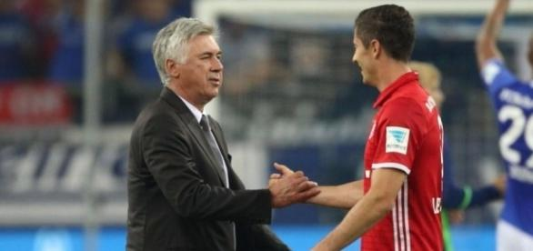 "Bayern-Trainer ist optimistisch | Ancelotti: ""Denke, Lewandowski ... - bild.de"