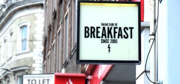 Breakfast club, London Bridge. Restaurante especializado en desayunos ingleses