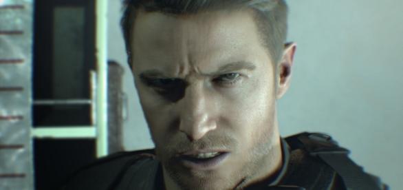 Chris Redfield en el nuevo DLC.