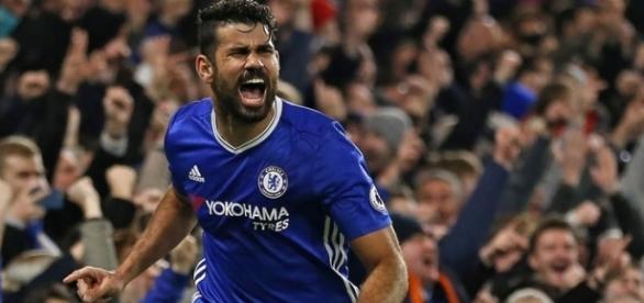 Diego Costa pode trocar o Chelsea pela China