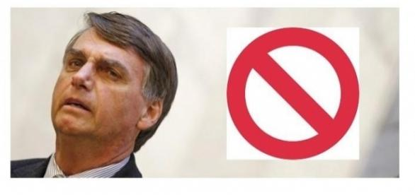Bolsonaro é rejeitado em clube judaico.