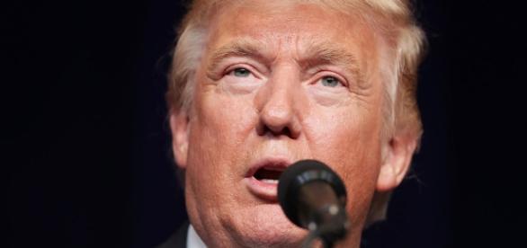 Donald Trump. Foto fonte www.newyorker.com