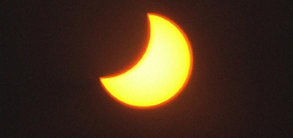 Eclipse solar é um evento astronômico que não ocorre com frequência