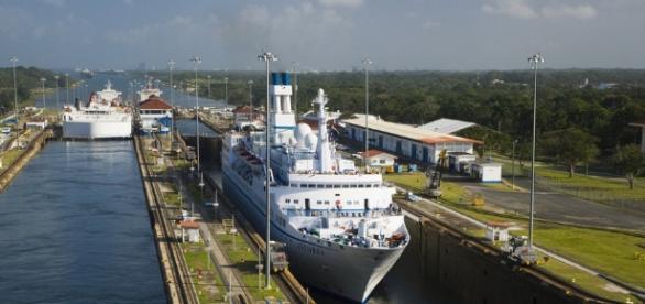 El Canal de Panamá simbolo turístico.