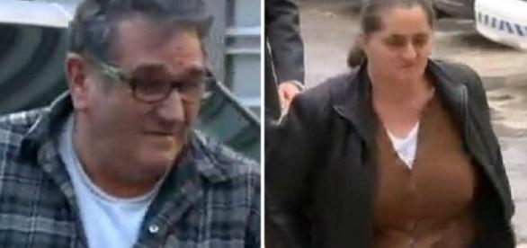 Emil Radita e Rodica Radita: os dois foram condenados