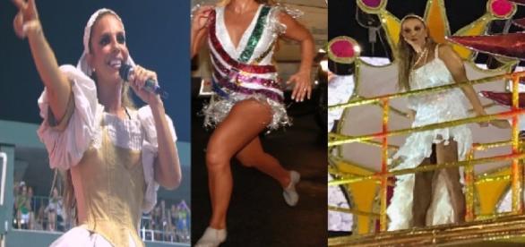 Ivete brilha muito no Carnaval - Google