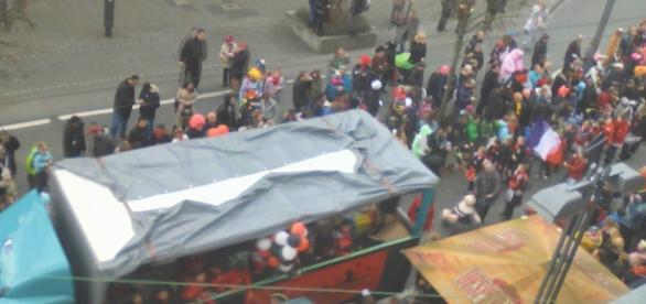 Karneval Solingen 2017 Rosenmontag