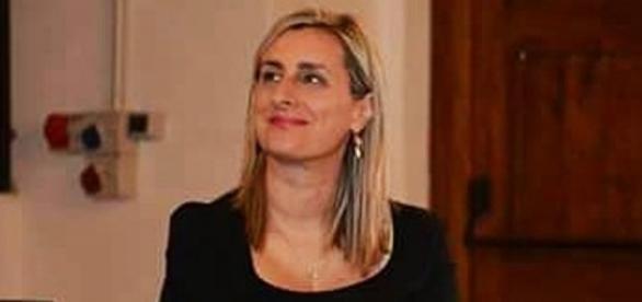 La scrittrice netina Concita Gallo