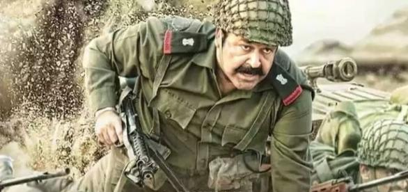 Mohanlal from '1971 beyond borders' (Image credits: Pr Handout)
