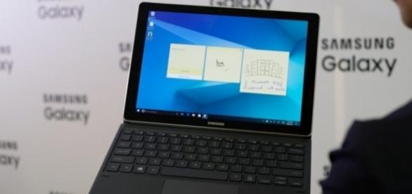 """Samsung Galaxy Book 12"""" e 10.6"""" - Tablet con Windows 10"""