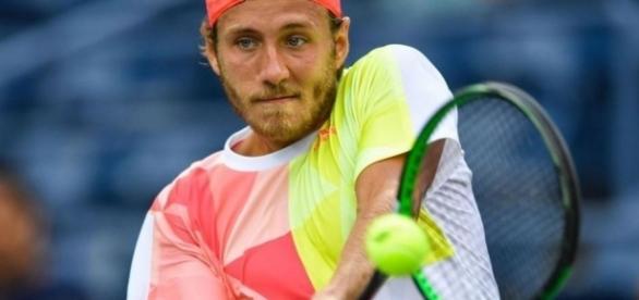 US Open : Lucas Pouille fustige «ceux qui crachent sur le maillot ... - leparisien.fr