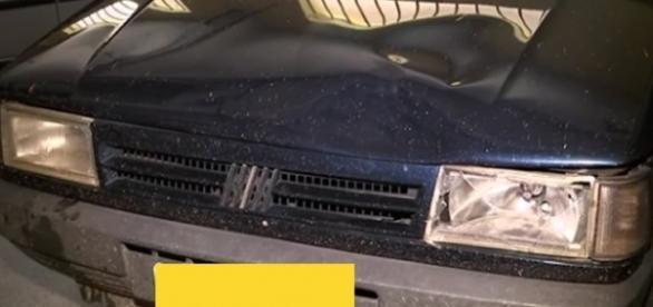 Acusado tentou esconder o veículo na casa da mãe
