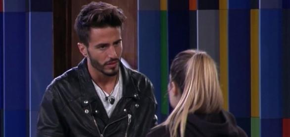 Alyson y Marco encontraron el momento de sincerarse tras la llegada de Aylén