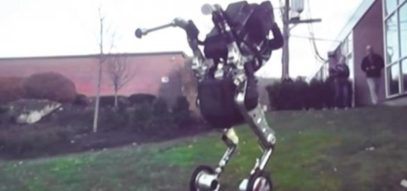 Boston Dynamics' Latest Nightmare Robot 'Handle' Is Humanoid with ... - driverless.id