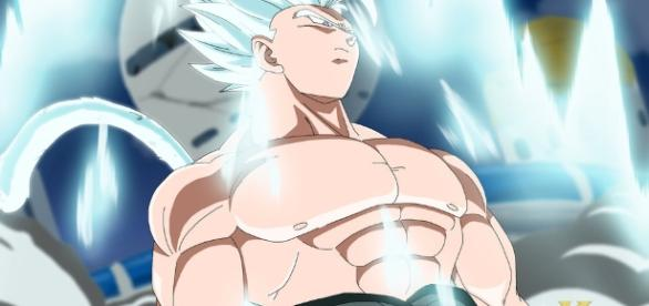 Dragon Ball mistico posible fase de gohan