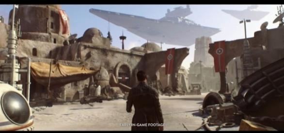 El juego de acción de Star Wars de EA nos permitirá explorar su ... - vandal.net