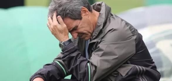 Eliminação para o ASA custou caro ao treinador