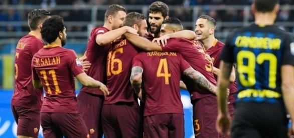 Football Italie - Inter Milan - AS Roma : 1-3 - Football Européen ... - foot01.com