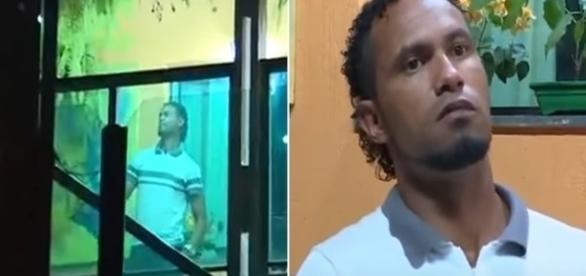 Goleiro Bruno diz após ser solto que pagou muito caro pelo erro que cometeu e que quer recomeçar no futebol.
