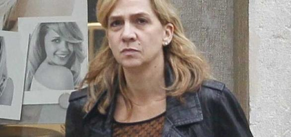 La Infanta Cristina amenaza con denunciar al Jueves