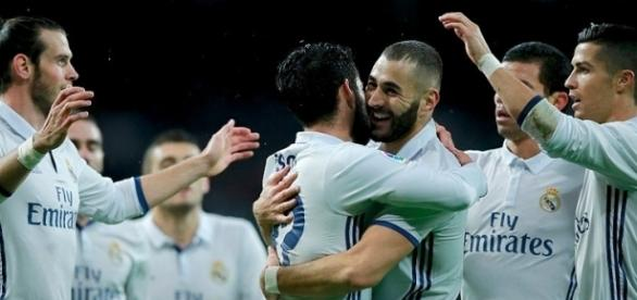 Real Madrid-Athletic Bilbao, le Real s'impose dans la douleur- Alvinet - alvinet.com