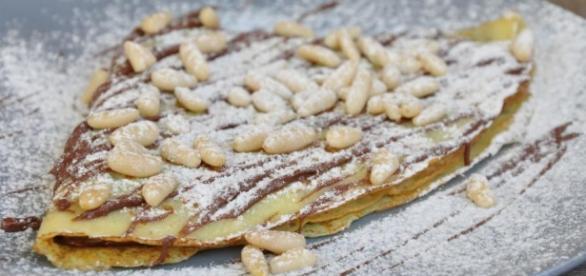 Ricette - Crepes - Ordinamento per calorie - Le ricette dello ... - lospicchiodaglio.it