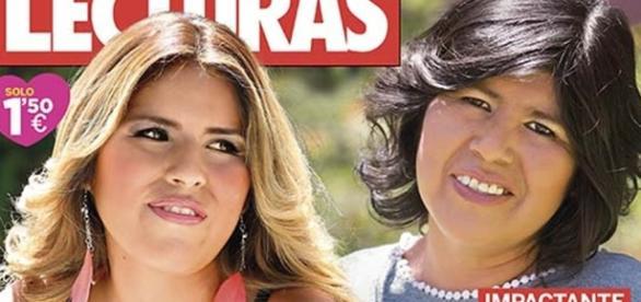 Roxana, la madre biológica de Chabelita, habla para Lecturas - lacosarosa.com