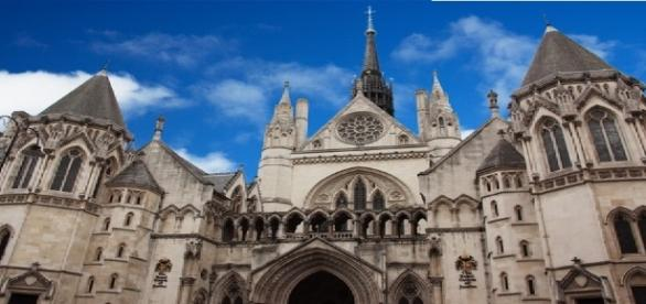 Royal Courts of Justice - London
