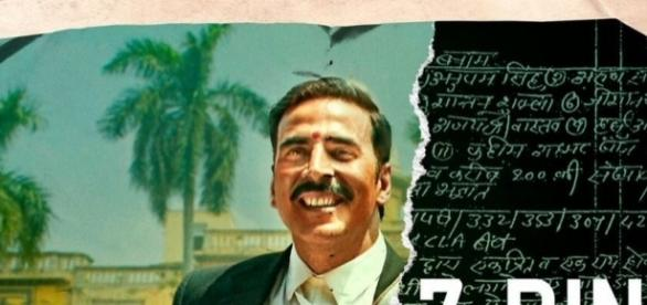 Akshay Kumar from 'Jolly LLB 2' (Image credits: Twitter.com/FoxStarHindi)