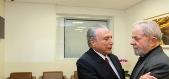 Após morte de Marisa, Temer presta solidariedade a Lula