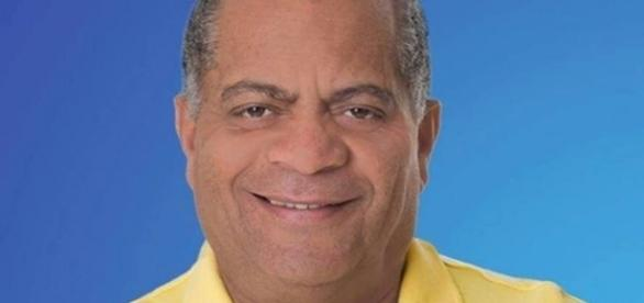 Candidato Luiz Gonzaga Miltão (PSDB)