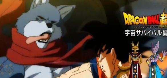 Dragon Ball Super: Universo 7 vs Universo 9