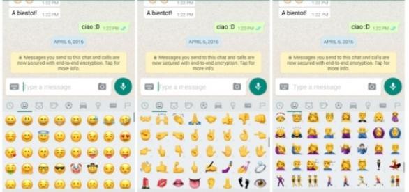 Ecco alcune nuove emoji inserite
