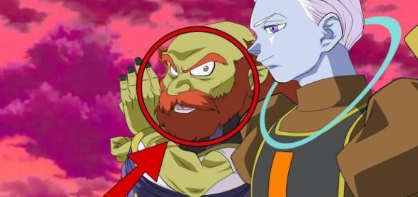 El misterioso dios de la destrucción que no apareció en el trailer.