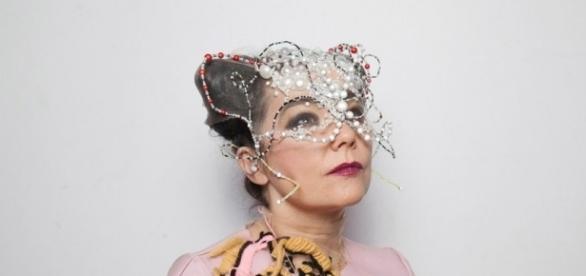 Fotografía de redes sociales. Björk