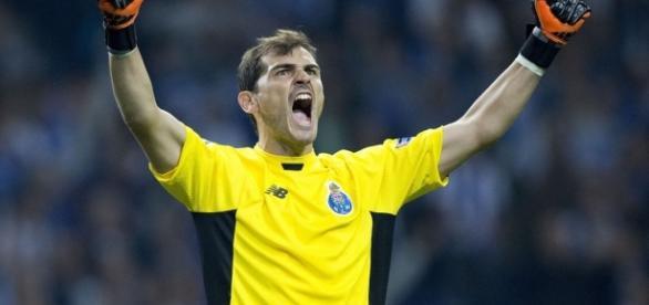 Iker Casillas foi de novo lembrado pela Imprensa Mundial