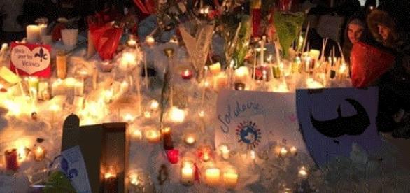 Les funérailles des victimes de l'attentat de la Grande Mosquée de Québec avaient été précédées par des cérémonies d'hommages spontanés