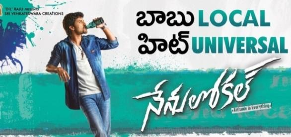 Nani from 'Nenu Local' (Image credits: PR Handout)