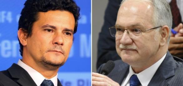 Sérgio Moro elogia novo relator da Lava Jato