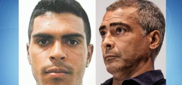 Sobrinho de Romário é preso apontado como líder de quadrilha de tráfico de drogas