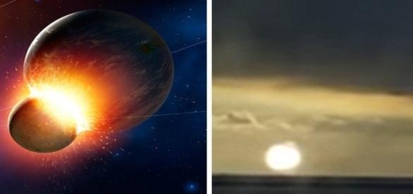 Vídeo de suposto Planeta X impressiona internautas (GETTY / YOUTUBE)