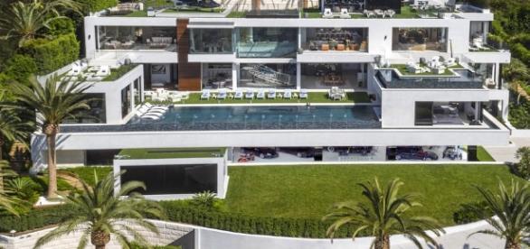 Visite de la maison la plus chère des Etats-Unis
