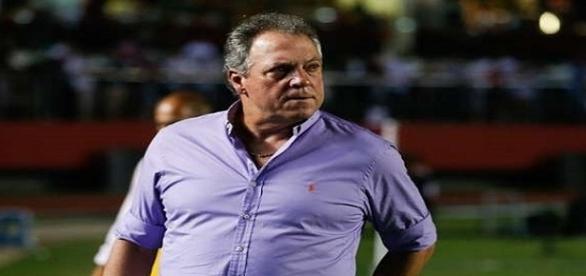 Abel Braga, técnico do Fluminense (Foto: Arquivo)