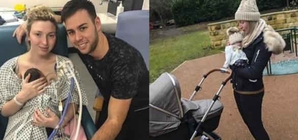 Casal passeou por 16 dias com o corpo do bebê por diversos lugares.