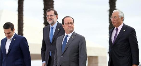 Francois Hollande calls on EU leaders to present united front as ... - thesun.co.uk
