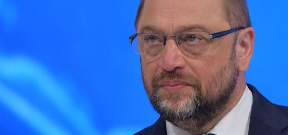 Martin Schulz: Merkel auf Speed? (Foto: Olaf Kosinsky/Skillshare.eu / CC BY-SA 3.0)